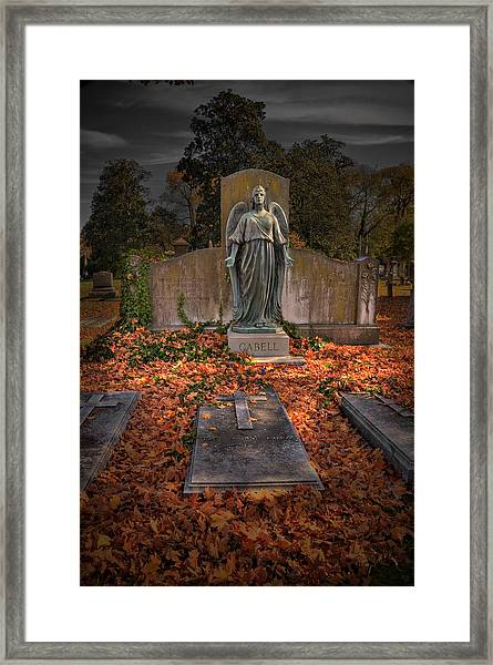 Framed Print featuring the photograph Heaven's Gate by Williams-Cairns Photography LLC