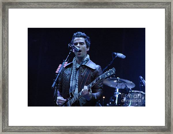 Kelly Jones Framed Print