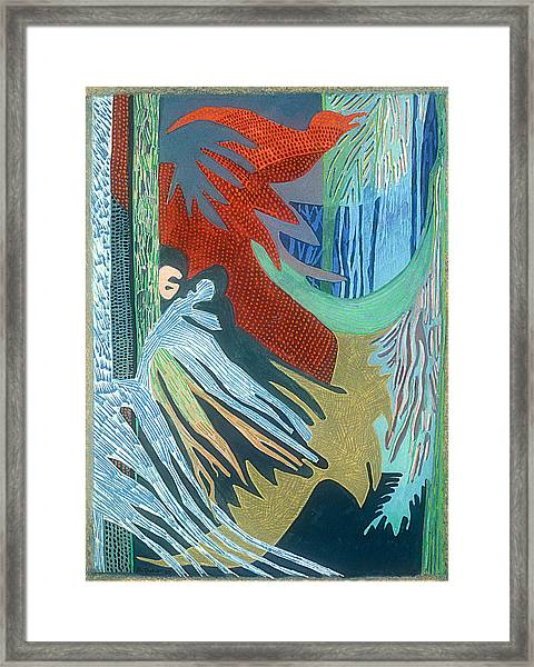 Kurunda Framed Print by Sandra Salo Deutchman