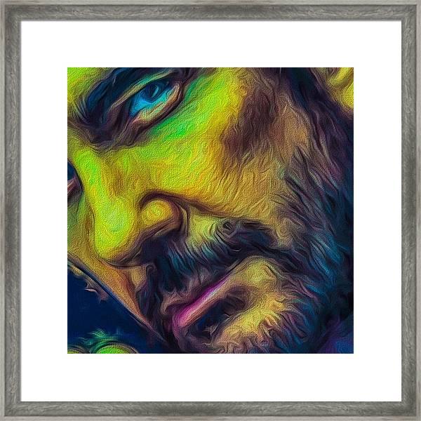 @lauraneidig I Figured Since You Framed Print