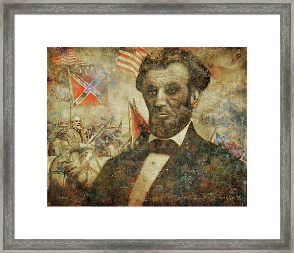 Lincoln Framed Print