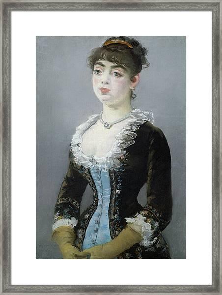 Madame Michel-levy Framed Print