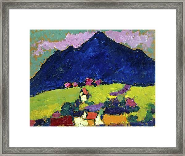 Murnau Framed Print
