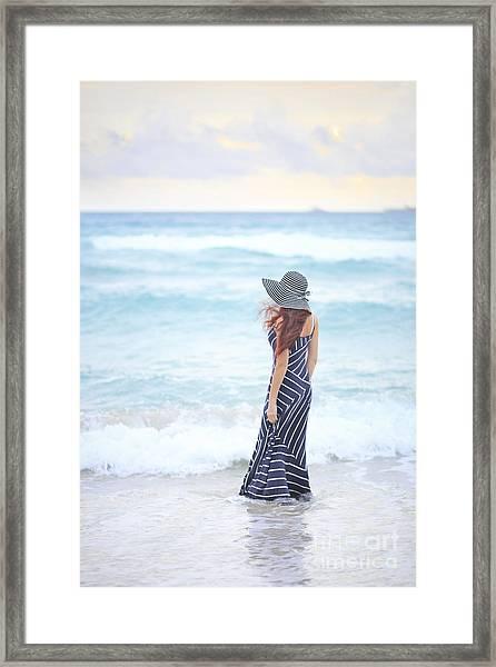 Mystic And Divine Framed Print