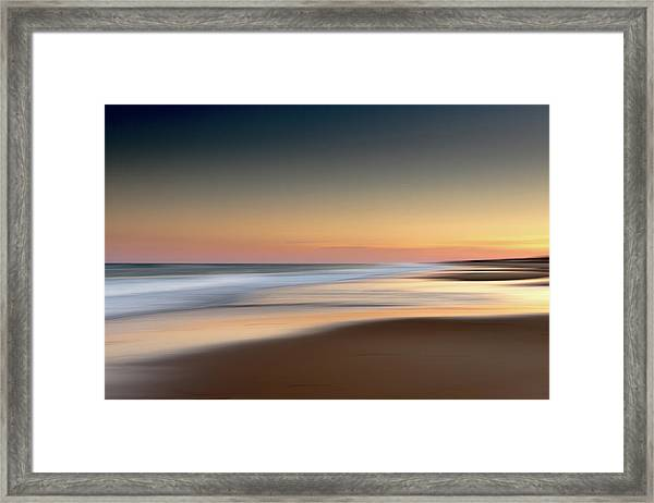 Nauset Beach 6 Framed Print
