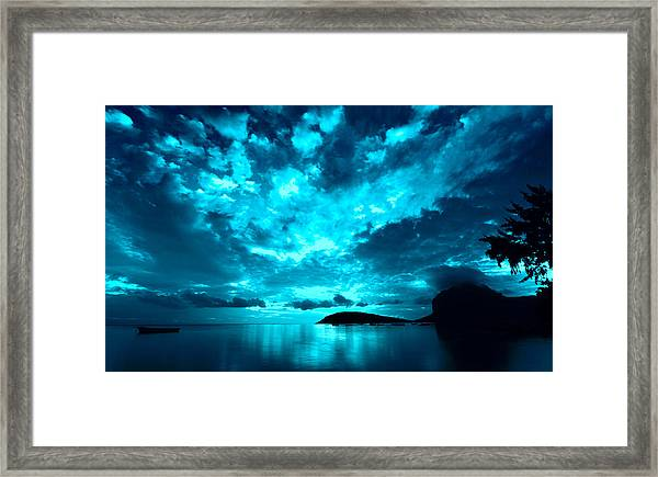 Nightfall Framed Print