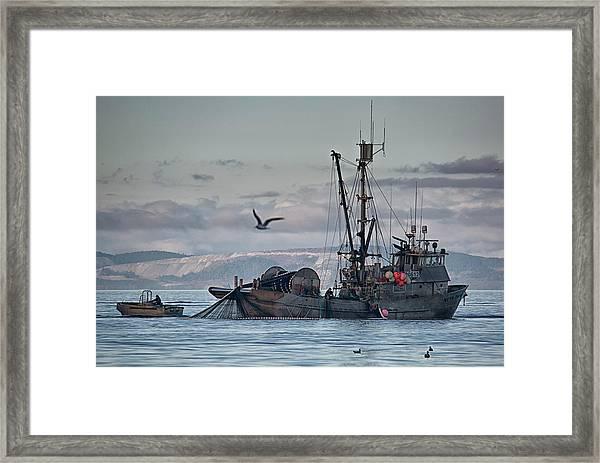 Nita Dawn Framed Print