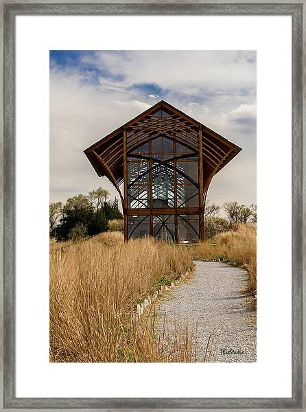 Omaha Holy Family Shrine 2 Framed Print