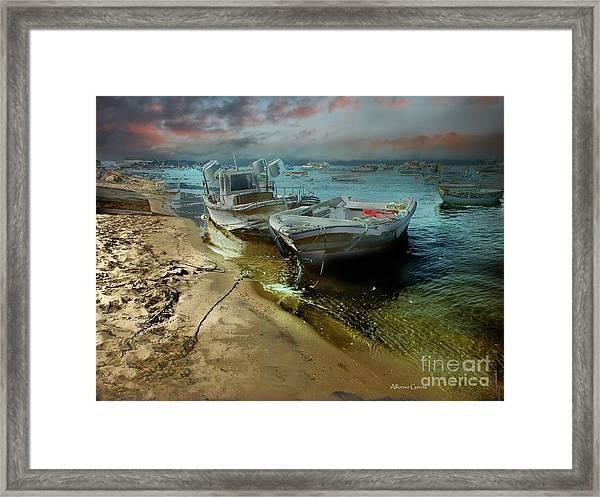 Punta Umbria Framed Print