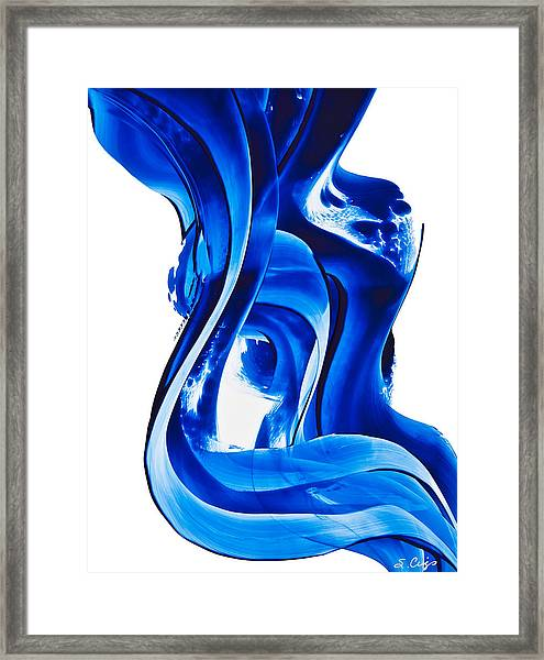 Pure Water 66 Framed Print