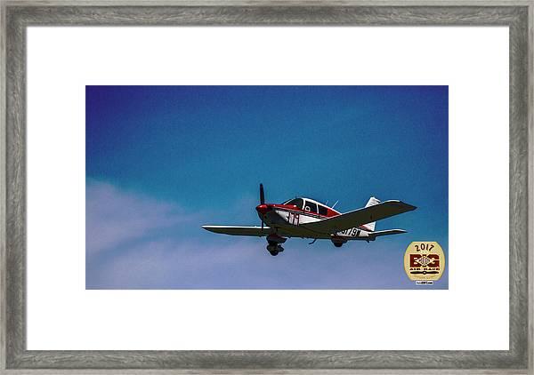 Race 179 Framed Print