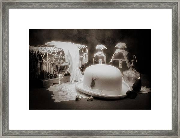 Revelry Framed Print