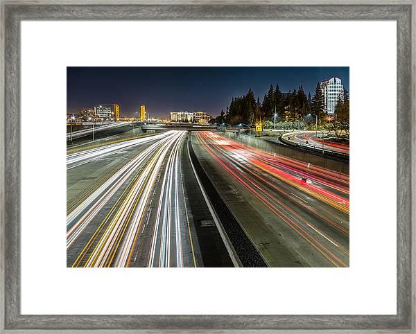Sacramento California Framed Print