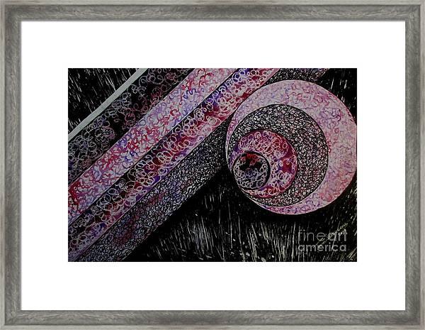 Sphere Framed Print
