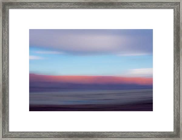 Vermilion Cliffs Framed Print