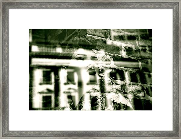 Within These Walls Framed Print by Jez C Self