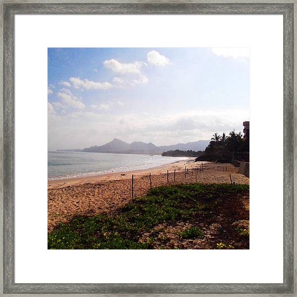 #10yearsoftravel Where Is Your Framed Print by Dante Harker