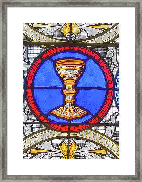 Saint Anne's Windows Framed Print