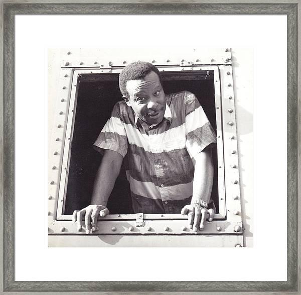 Lester Chambers Framed Print