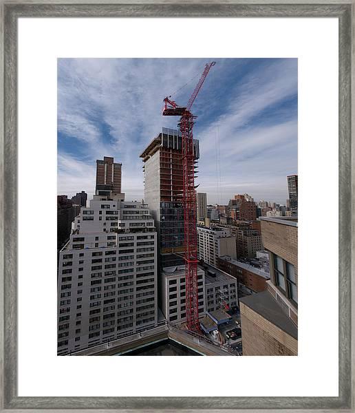 1355 1st Ave 2 Framed Print