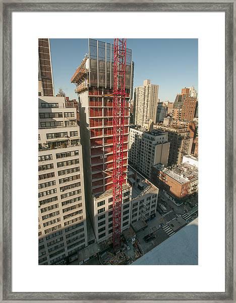1355 1st Ave 1 Framed Print