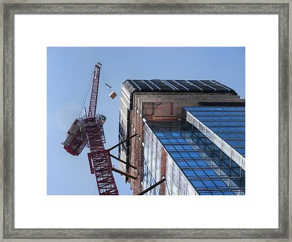 1355 1st Ave 7 Framed Print
