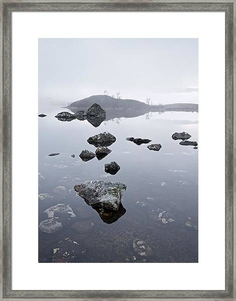 Lochan Na H-achlaise Framed Print