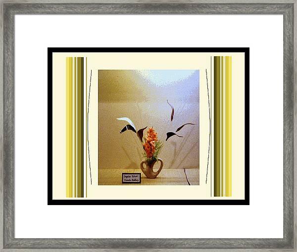 Digital Artistry Framed Print