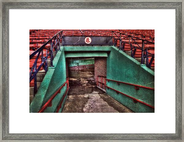 1912 - Fenway Park - Boston Framed Print