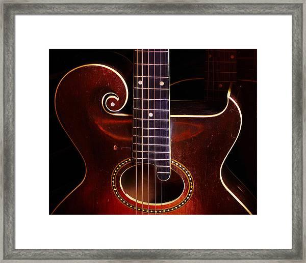 1923 Gibson Framed Print