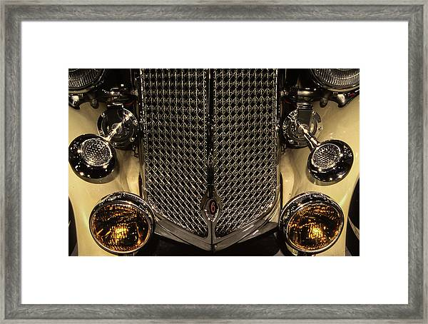 Framed Print featuring the photograph 1931 Chrysler by Samuel M Purvis III
