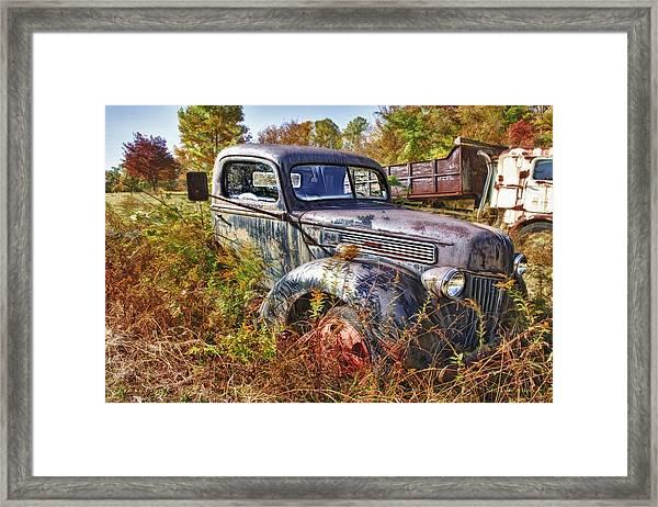 1941 Ford Truck Framed Print