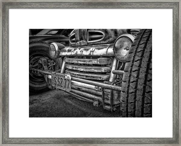 1949 Ford Framed Print