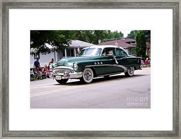 1953 Buick Special Framed Print
