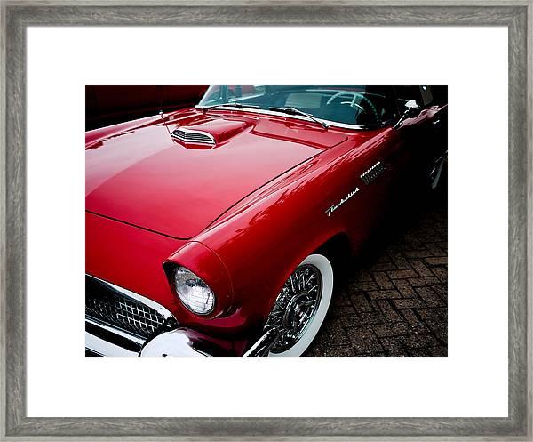 1956 Ford Thunderbird Framed Print