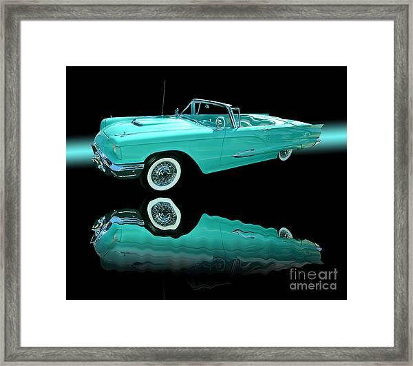 1959 Ford Thunderbird Framed Print
