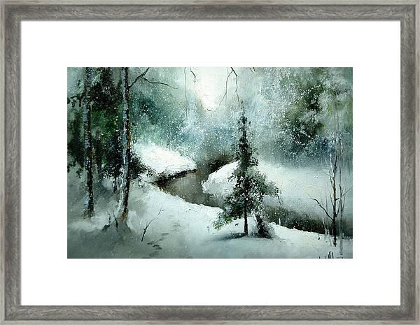 1st Of January Framed Print