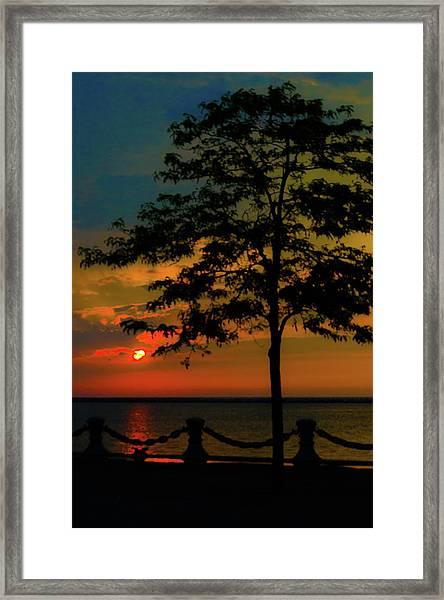 Colors Framed Print