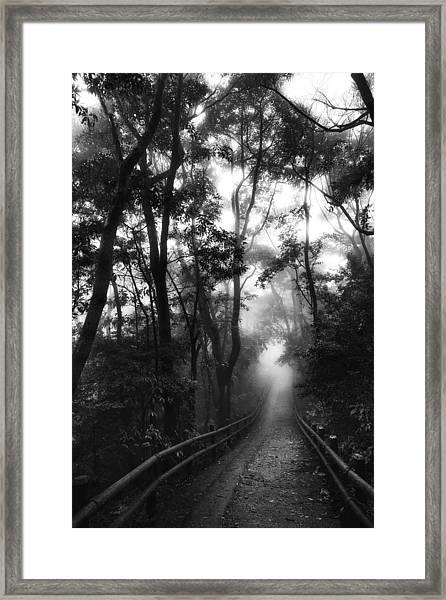 Dejavu Framed Print