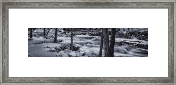 Devils River #1 Framed Print