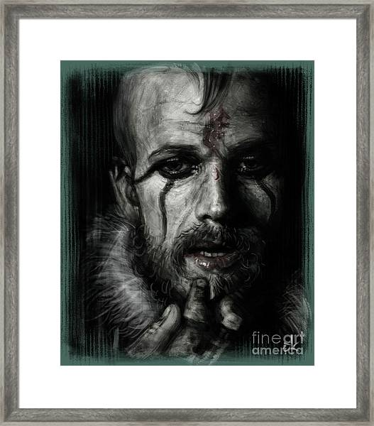 Floki Framed Print