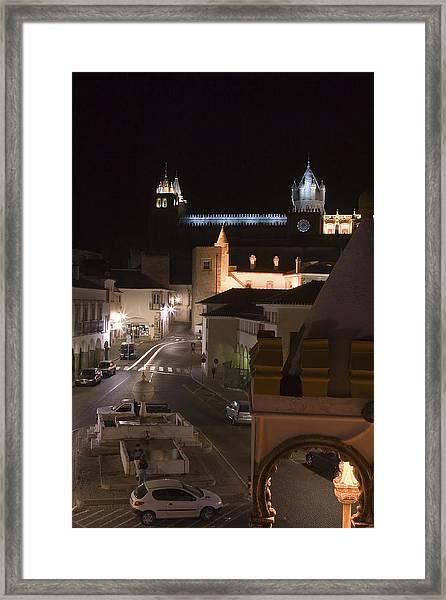Portas De Moura Framed Print by Andre Goncalves