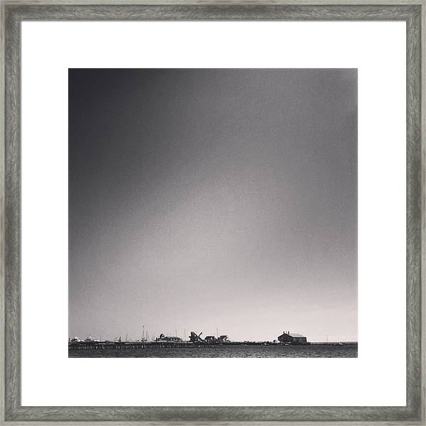 #provincetown Framed Print by Ben Berry