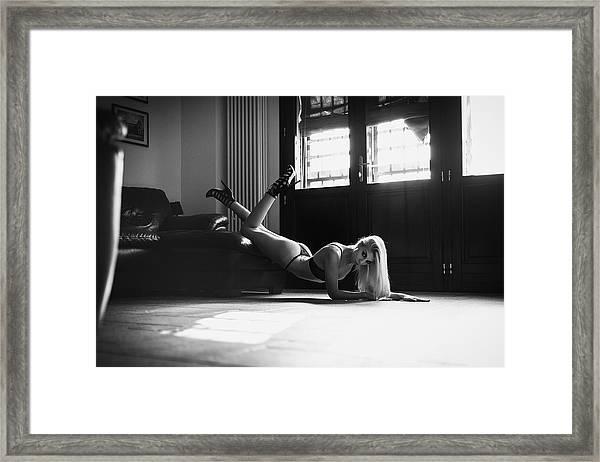 .. Framed Print