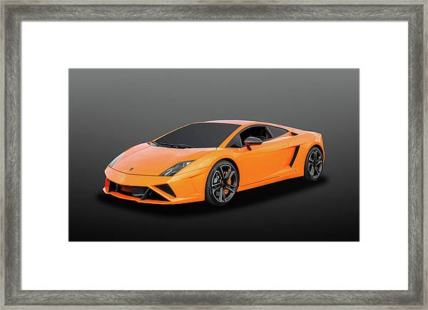2013 Lamborghini Gallardo Lp560 4 Coupe 13lambocpe43 Photograph By