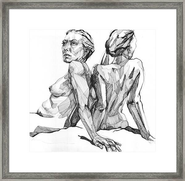 20140123 Framed Print