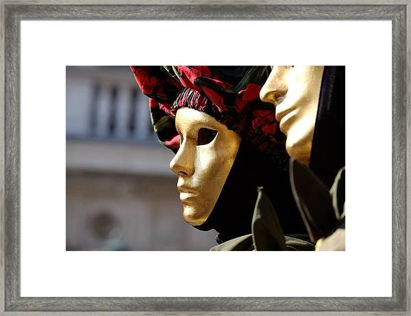 2015 - 2113 Framed Print