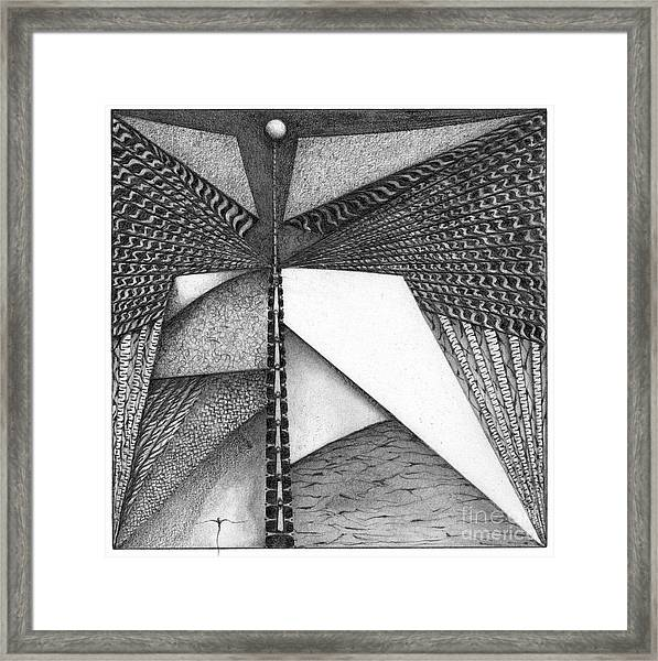 Enoch Framed Print