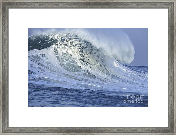 25 Feet On A Beautiful Morning Framed Print