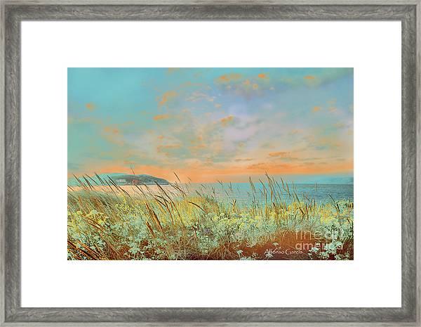 Amanecer Framed Print